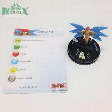Heroclix Yu-Gi-Oh! Series 3 set Wingweaver #005 Common figure w/card!