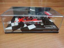 MINICHAMPS 1/43 MCLAREN FORD M23 JAMES HUNT JAPANESE GP 1976 F1 CAR 530 764391