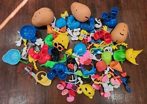 Mr Potato Head lot of 125 Parts and Pieces