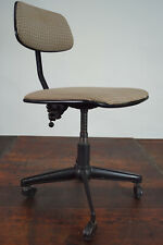 Vintage Office Chair Swivel Chair Desk Chair Metal Architects 60er