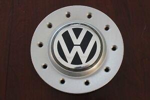 VW PASSAT JETTA GOLF MK4 GENUINE Used OEM SILVER CENTER CAP 3B0601149D