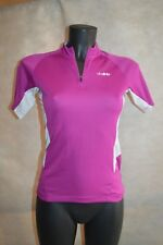 MAILLOT   VELO  DHB  TAILLE 8 36/38  TOUR  BIKE JERSEY MAGLIA RUNNING