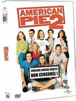 American Pie 2 DVD Neuf scellé (version longue inédite non censurée)