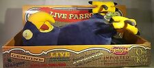 MONTY PHYTHON LIVE PARROT PLUSH (TOY VAULT PREVIEWS EXCLUSIVE) NEW