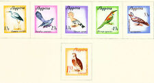 Albania Fauna European Birds rare set 1965 MLH