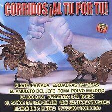 Corridos Al Tu Por Tu: Banda Y Norteno by Arrieros,Jefes,Cadetes de Linares