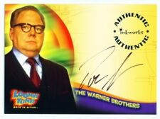 "DON STANTON ""WARNER BROTHER AUTOGRAPH"" LOONEY TUNES!"
