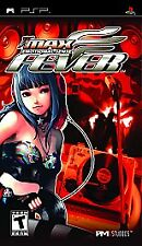 DJ MAX FEVER EMOTIONAL SENSE (RELEASES 1-28-09) PSP SIMULAT NEW VIDEO GAME