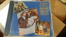 """The Mamas and The Papas,""""Golden Greats"""" CD"""