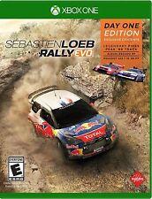 Sebastien Loeb Rally Evo - Day One Edition [Xbox One XB1, Rally Sports Racing]