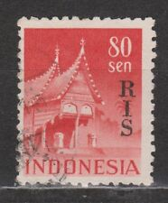 Indonesia Indonesie nr. 57 RIS used 1950 Republik Indonesia Serikat R.I.S