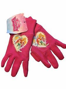 Disney Princess Toddler Jersey Pink Gloves