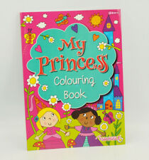 A4 Childrens Kids Colouring Book - 70 Designs to Colour