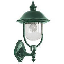 Außenleuchte Wandleuchte Außenlampe grün 1x E27 max. 100W  LANDA
