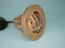 Solid Brass Inground Uplighter with Grille