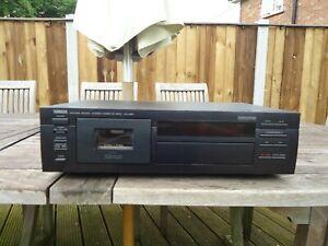 yamaha kx 690  cassette player 3 head ,working