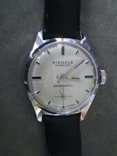 Kienzle Markant, Armbanduhr 1960er/70er, Handaufzug, läuft, Kal. 051 b 53
