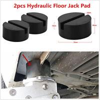 Universal Floor Jack Disk Rubber Pad Adapter Pinch Weld Side JACKPAD Accessories