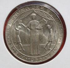 Österreich: 25 Schilling 1955 Silber .800, #F 2351, KM# 2880, VZ-XF