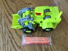 PROTOTYPE Transformers G2 Road Block - Engineering Pilot