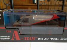 Greenlight A Team Van - 1/43 - New Release - 1983 GMC Vandura - Brand New