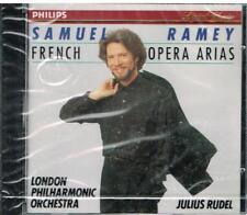 Samuel Ramey - French Opera Arias / Julius Rudel, London Po - CD