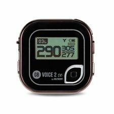 New GolfBuddy Voice 2 SE Black | Talking GPS Rangefinder