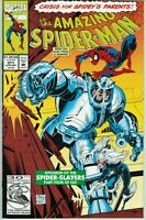 Amazing Spider-Man #371 Spider-Slayers Black Cat Appearance  Marvel Comics