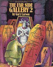 GARY LARSON THE FAR SIDE GALLERY 2 1987 FOREWORD BY STEPHEN KING SOFTCOVER