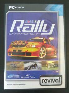 Mobile 1 Rally Championship PC Windows