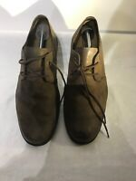 Timberland earthkeepers Mens Lace Up Brown Shoes Uk 9.5w Ref Ba17