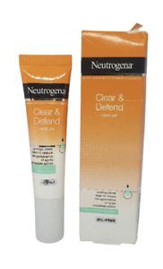 Clear & Defend Rapid Gel Clear Treatment 15ml Oil Free