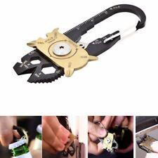 mousqueton-mini gadget-multi fonction- mousqueton-survie--CHASSE-SURVIE-anneau