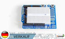 Arduino Prototyping Shield Arduino Nano Pin-Adapter für UNO mit Mini Breadboard