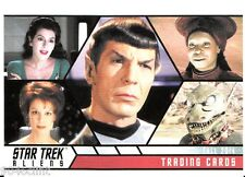STAR TREK ALIENS PROMO CARD P2 2014 PHILLY SHOW EXCLUSIVE