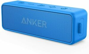 Anker Soundcore 2 Portable Bluetooth Speaker with 12W Stereo Sound, Bluetooth 5