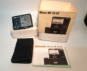 Minox MF 35ST Flash for Minox ML Camera. /Tested –M001