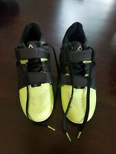 Reebok Legacy Lifter Mens 9 Electric Flash Black Lifted in 5x Weightlifting