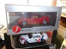 J-COLLECTION JC138 NISSAN SKYLINE 50th ANNIVERSARY EDITION 2007 BURNING RED 1:43