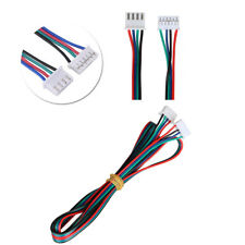 10X 4-wire 3D Printer Connector Line 2×XH2.54 Dual-Terminal Stepper Motor Cable
