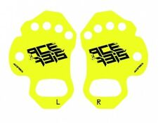 ACERBIS PALM PROTECTORS SAVERS YELLOW MOTOCROSS MX ENDURO NO BLISTERS GLOVES BMX