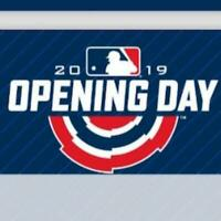 2019 Topps Opening Day MLB Baseball Autograph and/or Relic Card Pick From List