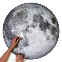 The Moon Puzzle 1000 Pieces Challenging Jigsaw The Earth Puzzles Puzzle Toys