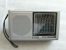 11 Band FM/MW/SW 1-9 Receiver Portable Radio With Telescopic Antenna
