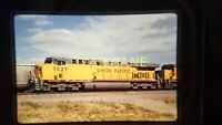 TTH15 TRAIN SLIDE Railroad MAIN Line UNION PACIFIC 7027 AC4400/6000CW BILL WY
