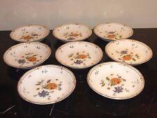 8 Wedgwood ROSEMEADE Fruit Dessert Bowls