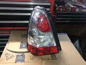 06 07 08 Subaru Forester X Tail Light LEFT DRIVERS OEM 2006 2007 2008 Lamp