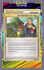 Entraînement de Sage - 85/95 - Carte Pokemon Neuve - Française