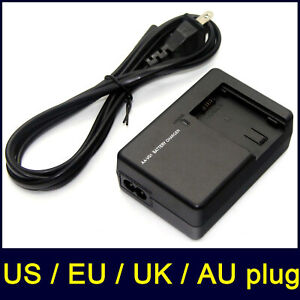 Battery Charger For JVC Everio GZ-HM438 GZ-HM440 U GZ-HM445 GZ-HM446 GZ-HM448 US