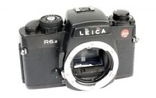Leica r6.2 NERO 1902035 completamente funzionante